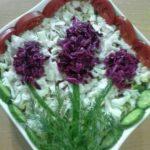 Salata Değil Sanki Sanat Eseri