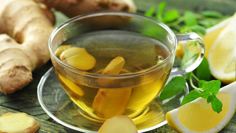 kilo verdiren çay, zencefil çayı