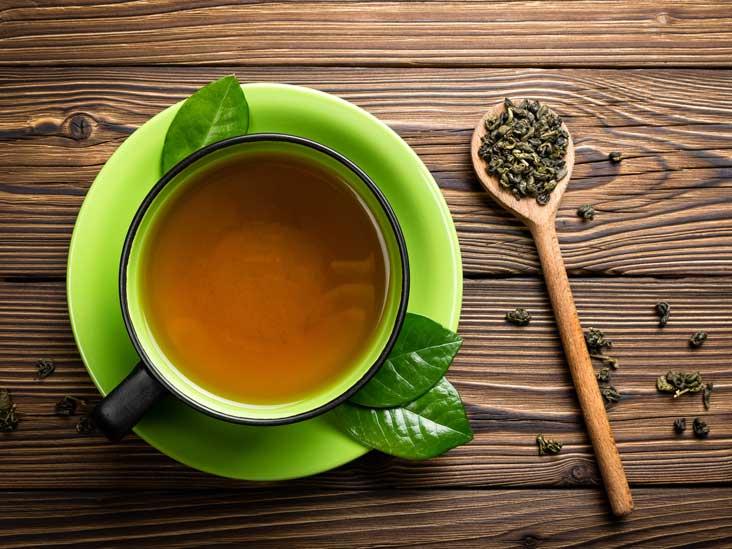 yeşil çay nasıl içilir