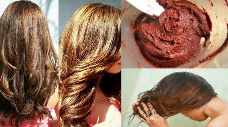 saçınızın rengini tarçınla