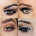 Göz Rengini Ortaya Çıkaran Makyaj