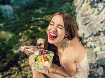 stres gideren 10 yiyecek