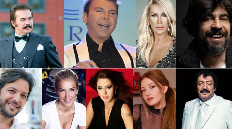 ünlülerin gerçek isimleri