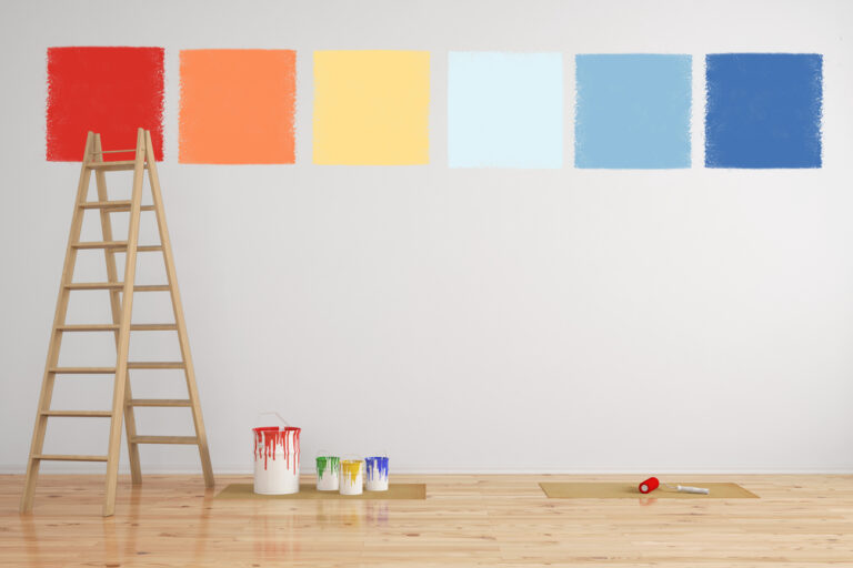 evinizdeki renkler sizin hakkınızda neler söylüyor