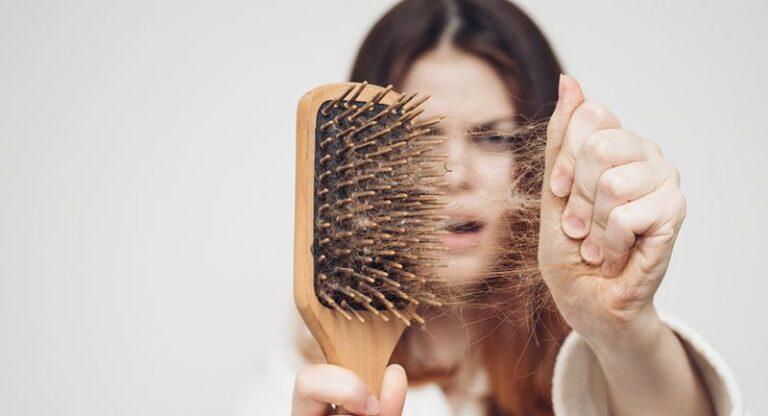 saç dökülmesini engellemek