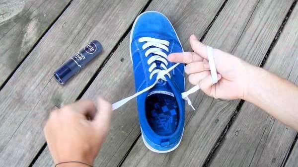 Ayakkabı Bağcıklarınız Artık Çözülmeyecek