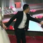 eski sevgilisinin düğününü bastı