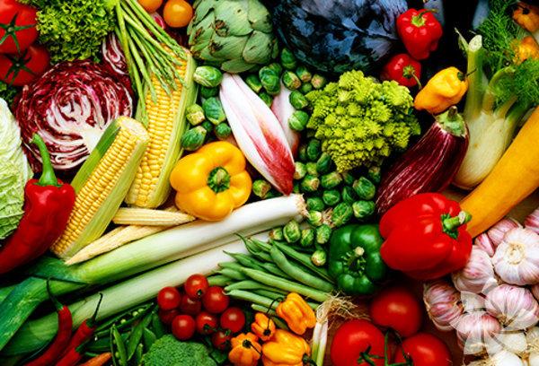 Meyve ve Sebzeleriniz
