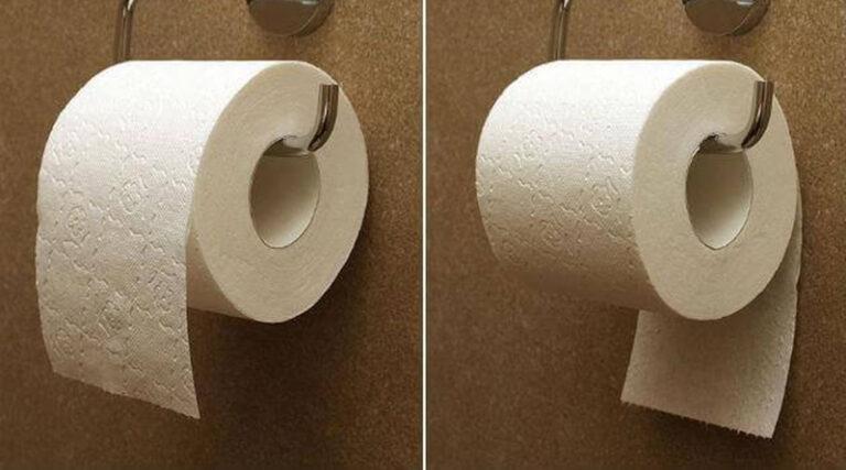tuvalet kağıdı rulosu