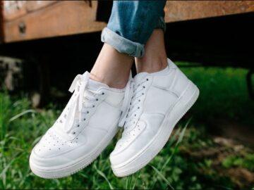 lastik ayakkabınızın