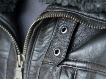 deri ceketinizi