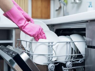 dört kolay adımla bulaşık makinesi nasıl temizlenir?