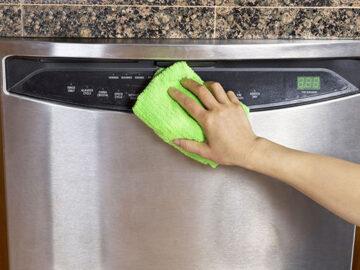 paslanmaz çelik mutfak eşyaları nasıl temizlenir