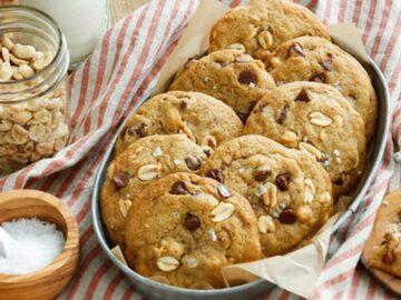 sağlıklı kurabiye