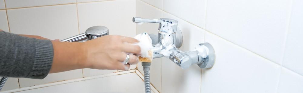 krom armatürler nasıl temizlenir