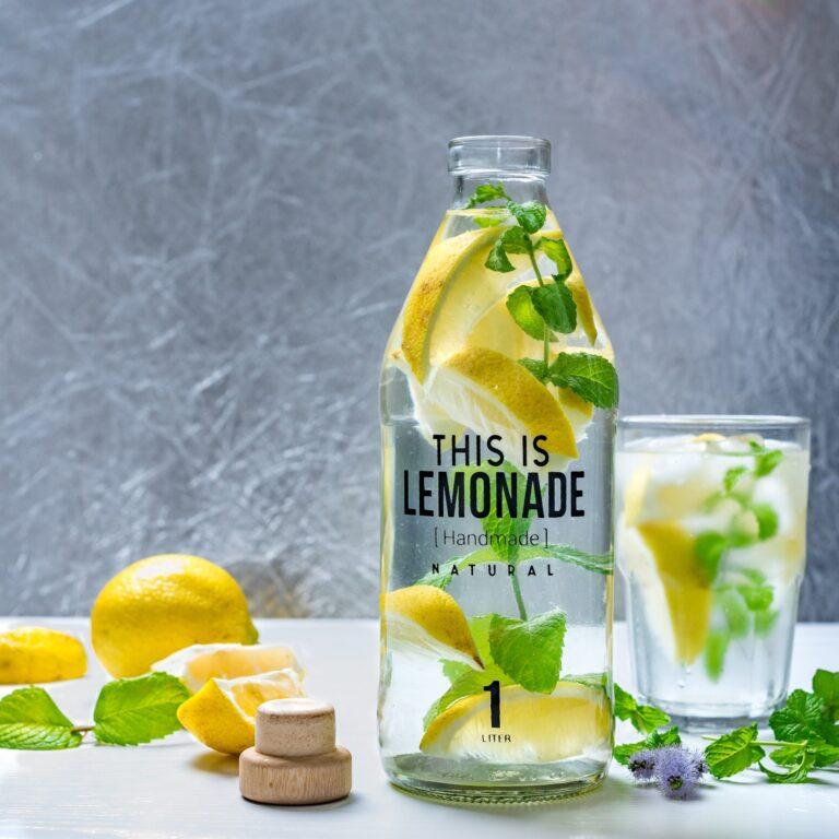 Probiyotikli Limonata