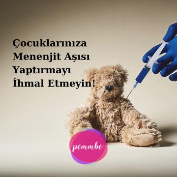 menenjit aşısı