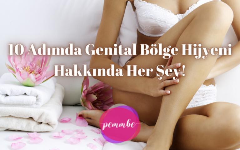 genital bölge hijyeni