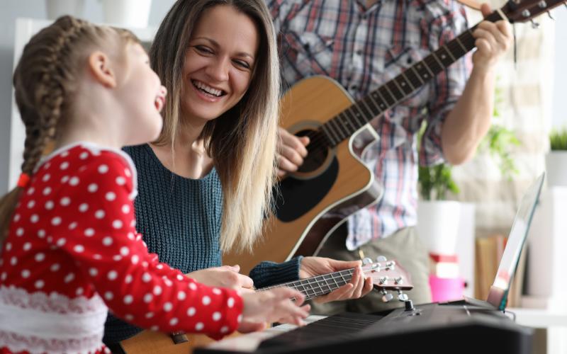 Mutlu Çocuk Yetiştirmenin Sırrı