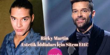 Ricky Martin Estetik İddiaları