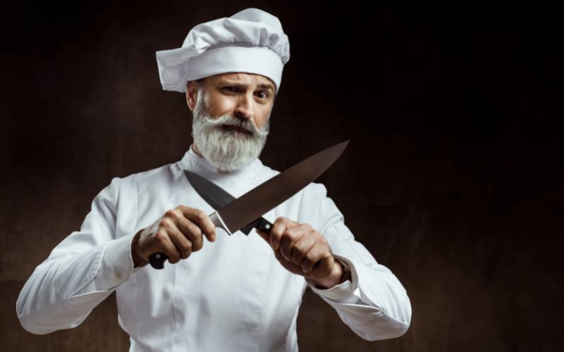 Usta Aşçıların Mutfak Sırları